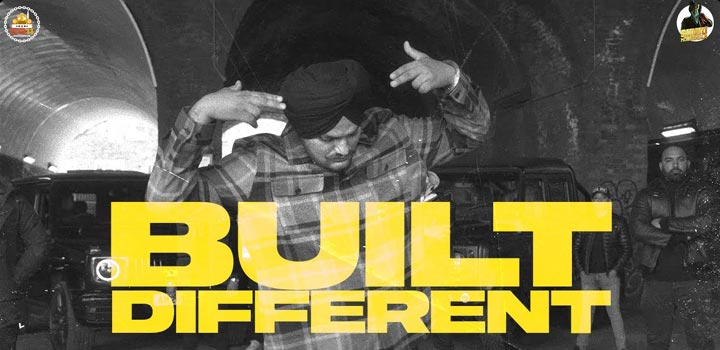 Built Different Lyrics by Sidhu Moose Wala