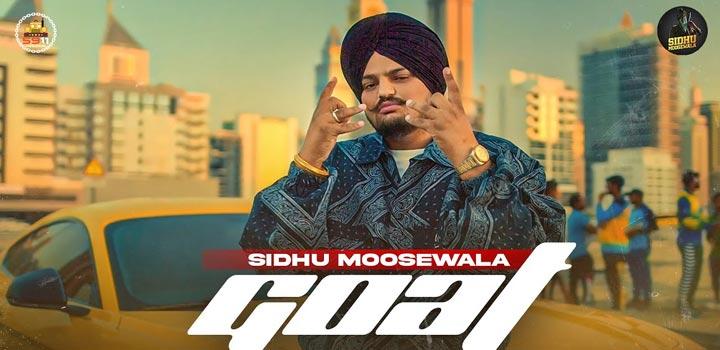 Goat Lyrics by Sidhu Moose Wala