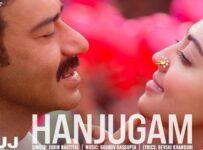 Hanjugam Lyrics from Bhuj by Jubin Nautiyal
