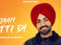 Jaan Jatti Di Lyrics by Jordan Sandhu