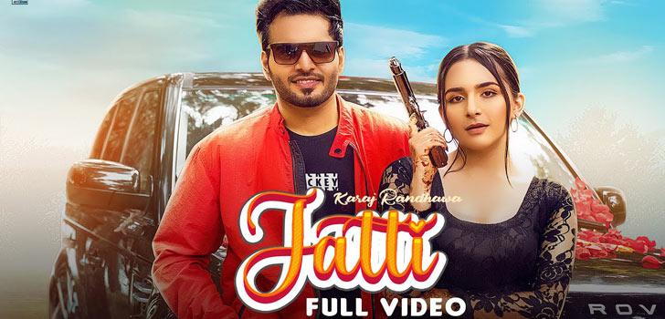 Jatti Lyrics by Karan Randhawa