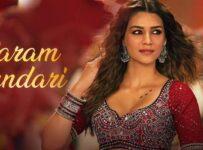 Param Sundari Lyrics from Mimi