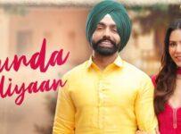 Paunda Boliyaan Lyrics by Ammy Virk from Puaada