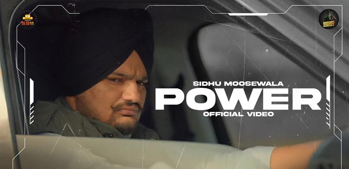 Power Lyrics by Sidhu Moose Wala