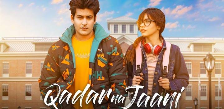 Qadar Na Jaani Lyrics by Sonu Kakkar