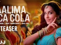 Zaalima Coca Cola Lyrics by Bhuj