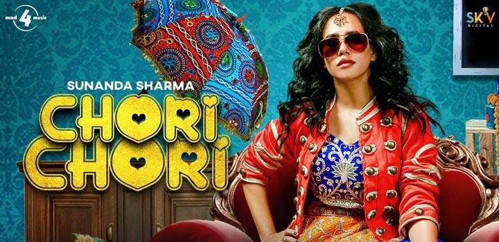 Chori Chori Lyrics by Sunanda Sharma