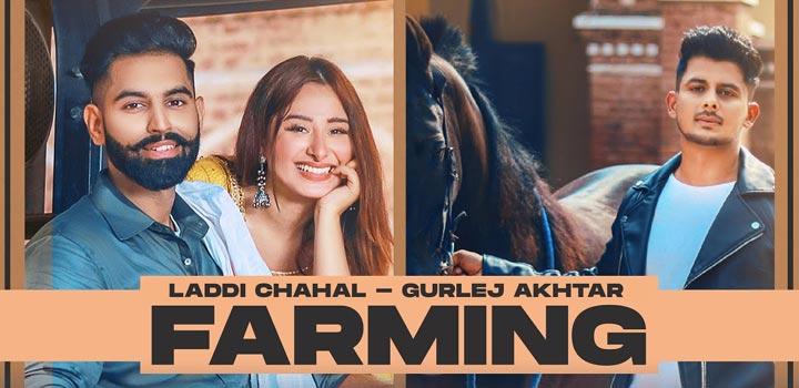 Farming Lyrics by Laddi Chahal