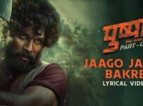 Jaago Jaago Bakre Lyrics from Pushpa