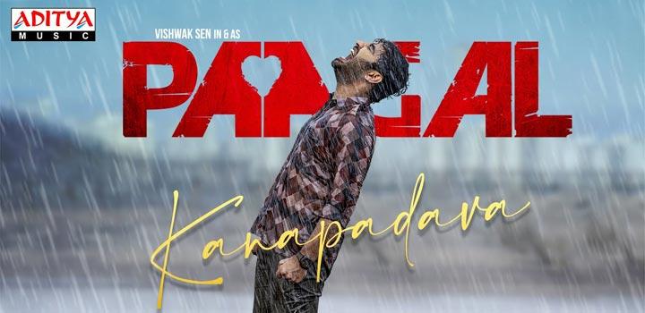 Kanapadava Lyrics from Paagal