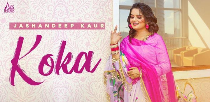 Koka Lyrics by Jashandeep Kaur