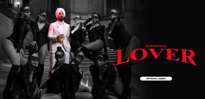 Lover Lyrics by Diljit Dosanjh