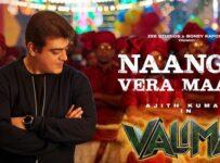 Naanga Vera Maari Lyrics from Valimai