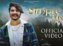 Simple Life Lyrics by Gulzaar Chhaniwala