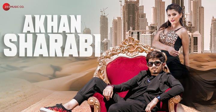 Akhan Sharabi Lyrics by Mika Singh
