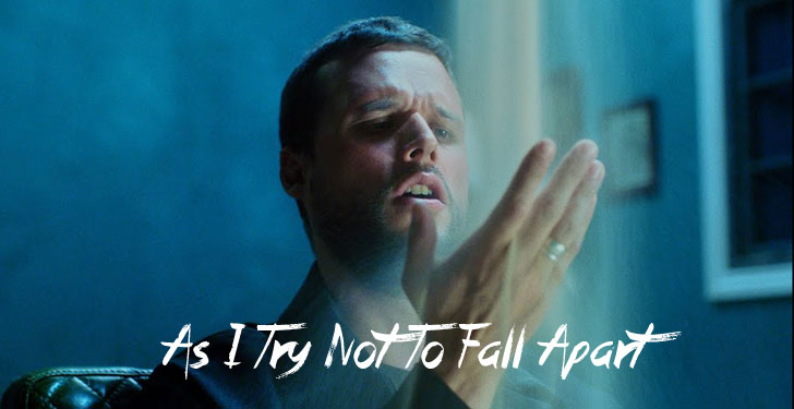As I Try Not To Fall Apart Lyrics by White Lies