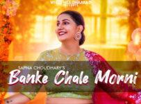 Banke Chale Morni Lyrics by Masoom Sharma