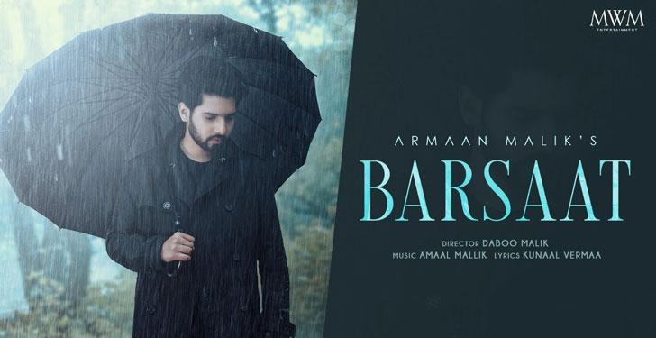 Barsaat Lyrics by Armaan Malik