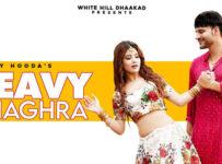 Heavy Ghaghra Lyrics by Ajay Hooda