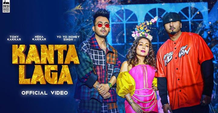 Kanta Laga Lyrics by Tony Kakkar