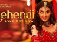 Mehendi Lyrics by Dhvani Bhanushali