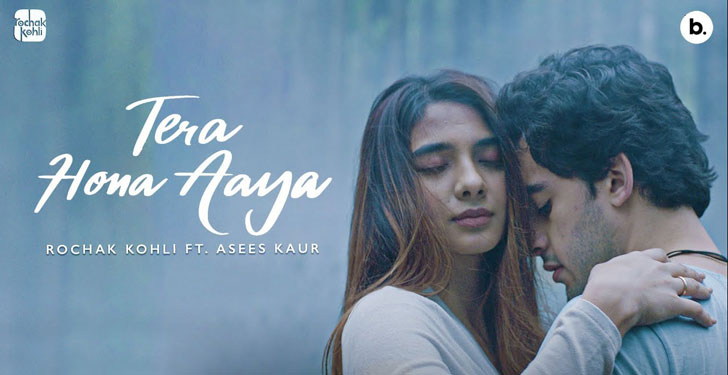 Tera Hona Aaya Lyrics by Rochak Kohli