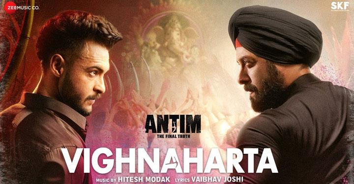Vighnaharta Lyrics from Antim