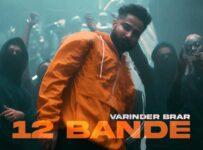 12 Bande Lyrics by Varinder Brar