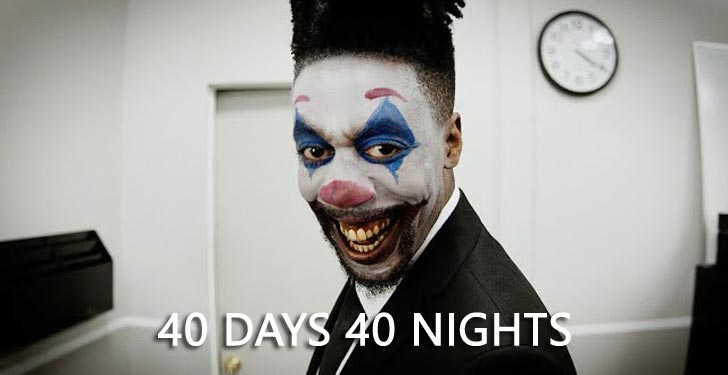 40 Days 40 Nights Lyrics by Dax and Nasty C