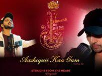 Aashiqui Ka Gam Lyrics by Himesh Reshammiya