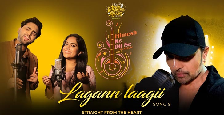 Lagann Laagii Lyrics by Mohd Danish and Sayli Kamble