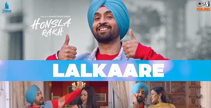 lalkaare lyrics by diljit dosanjh