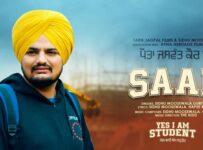 Saab Lyrics - Sidhu Moose Wala