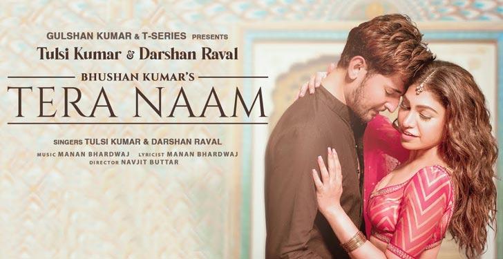 Tera Naam Lyrics by Darshan Raval
